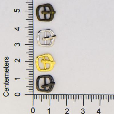 Mini-Belt Metal Doll Buckles 7mm Belts or Straps