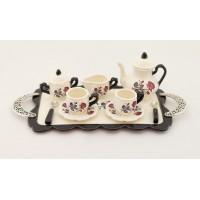 1/4 Scale MSD Handmade Ceramic Tea Set