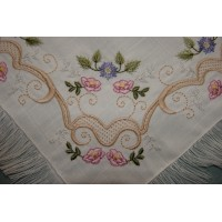 VFS - Spring Style Machine Embroidery Design