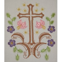 VFH - Easter Enchantment Machine Embroidery Design