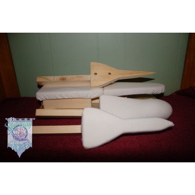 Inter- changeable Ironing Board